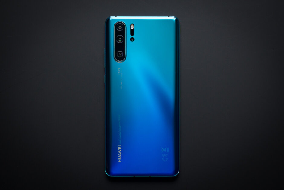 Huawei P30 Pro New Edition modrý