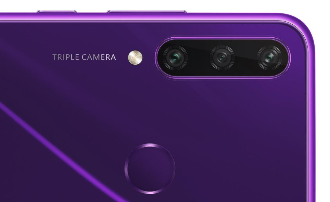 Huawei Y6p fotoaparat