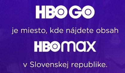 HBO GO je HBO Max?