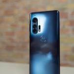 Motorola edge+ titulka