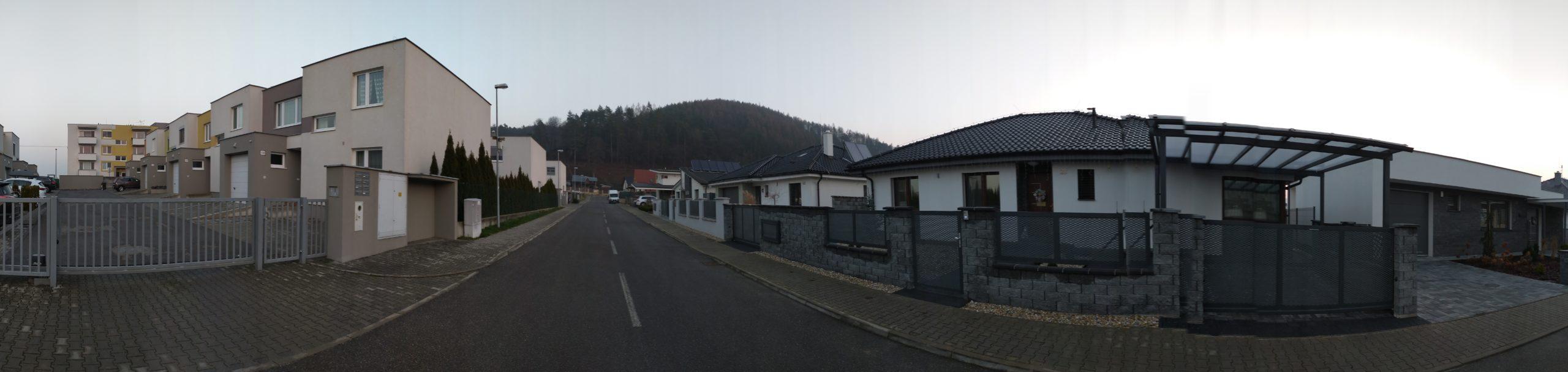 Redmi Note 8T panorama