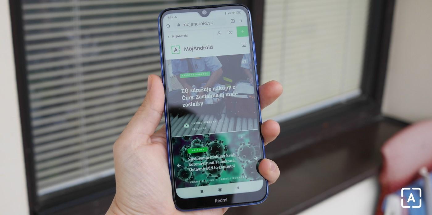 Redmi Note 8T titulka