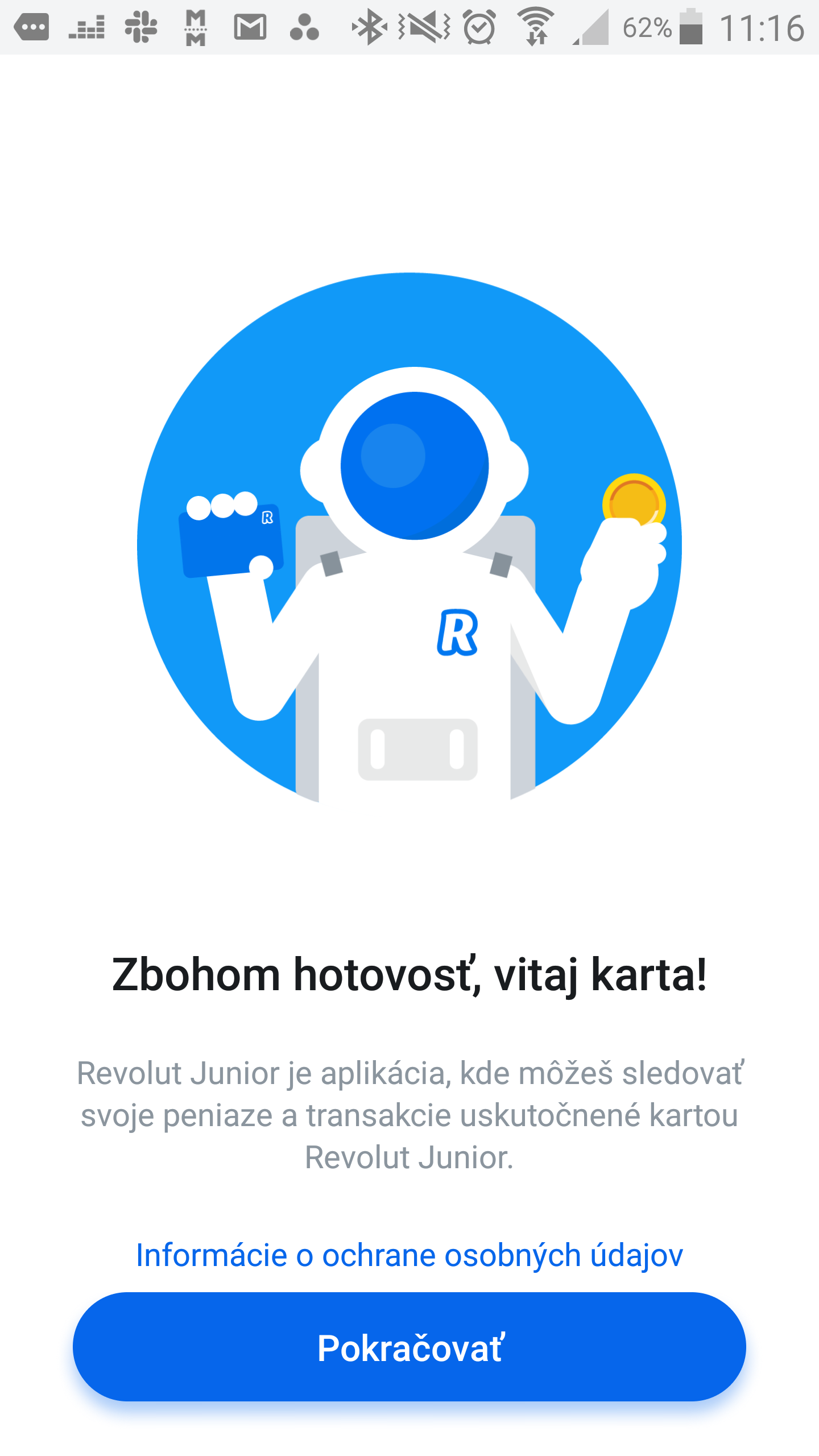 Revolut Junior 1