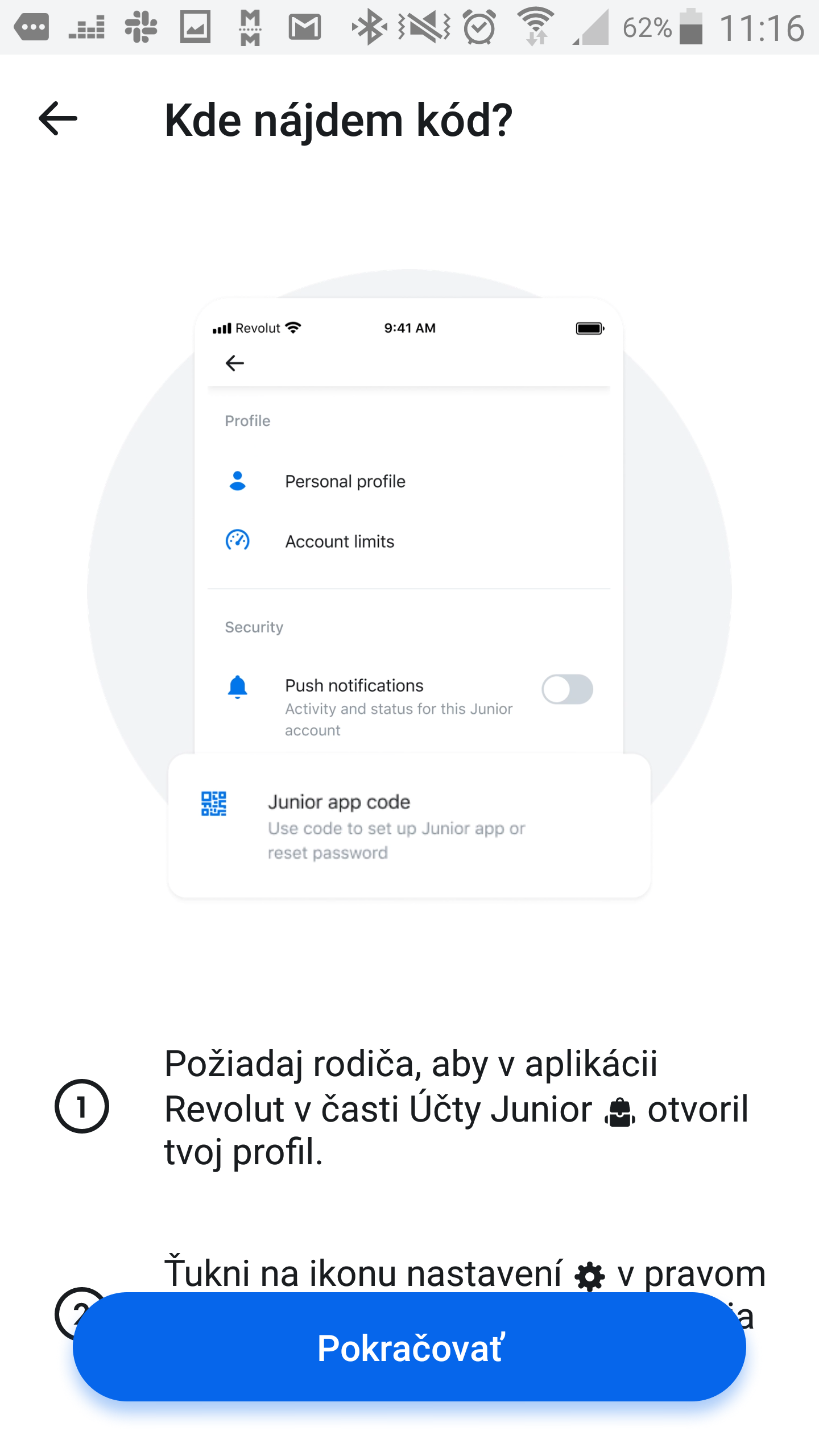 Revolut Junior 3