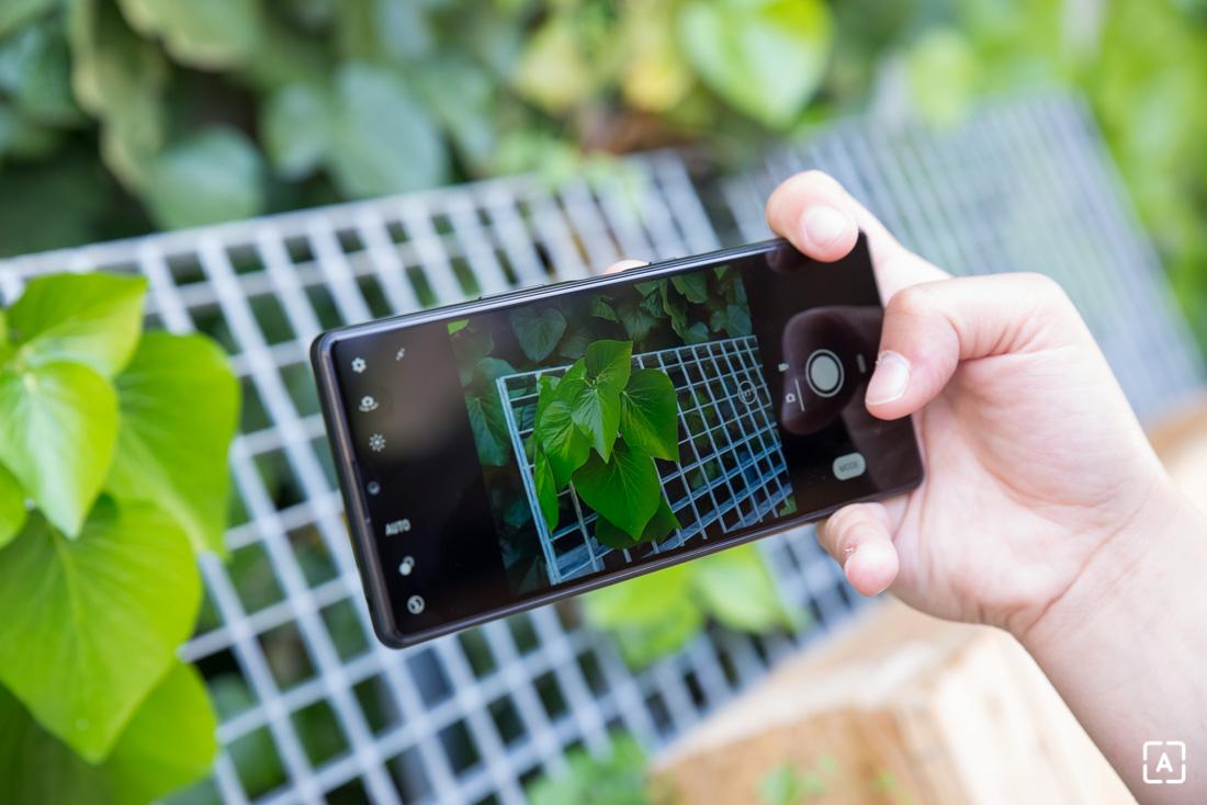 Sony Xperia L4 fotografovanie