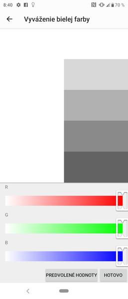 Xperia L4 screenshot