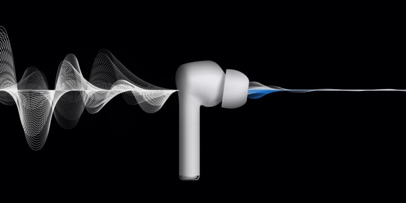 Huawei FreeBuds 3i potlačenie hluku
