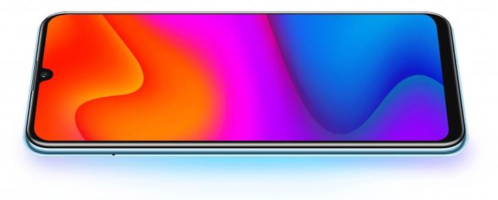Huawei Y8p displej