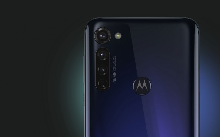 Motorola Moto G Pro fotoaparát