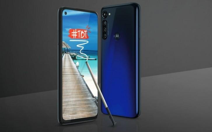 Motorola Moto G Pro modrá farba