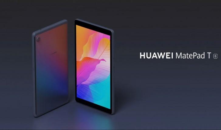 Huawei MatePad T8 modrý