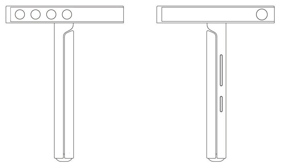 xiaomi skladaci smartfon 2