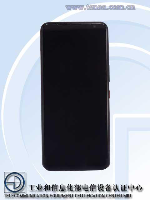 Asus ROG Phone 3 displej