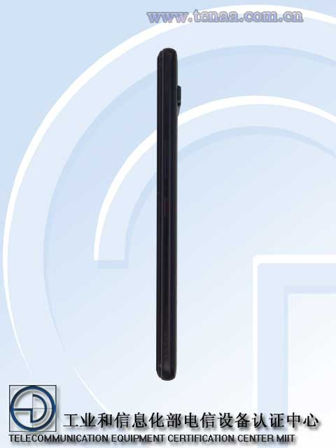 Asus ROG Phone 3 pravá strana