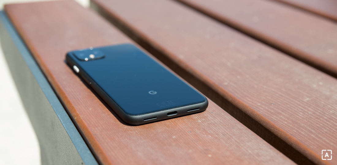 Google Pixel 4 3,5 mm jack