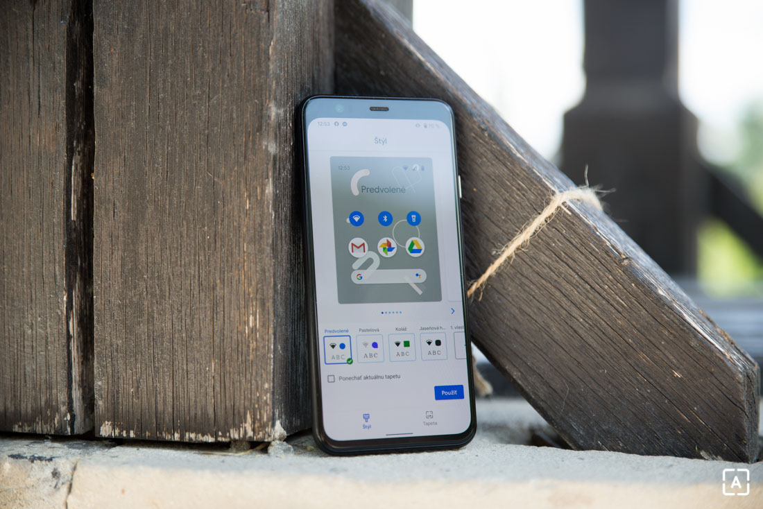 Google Pixel 4 system