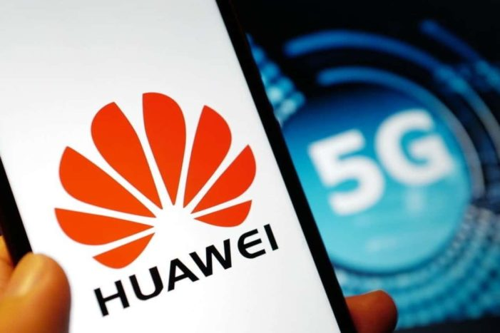 Huwaei 5G logo