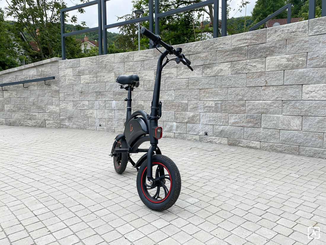 Kugoo Kirin B1 kolesa