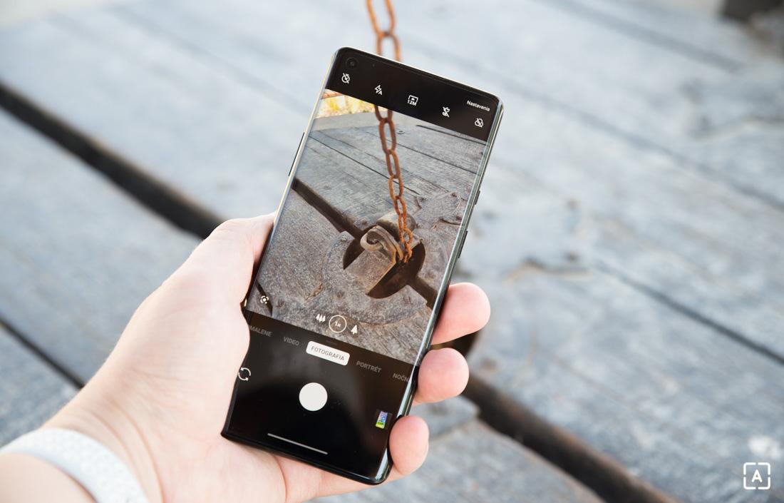 OnePlus 8 Pro fotenie