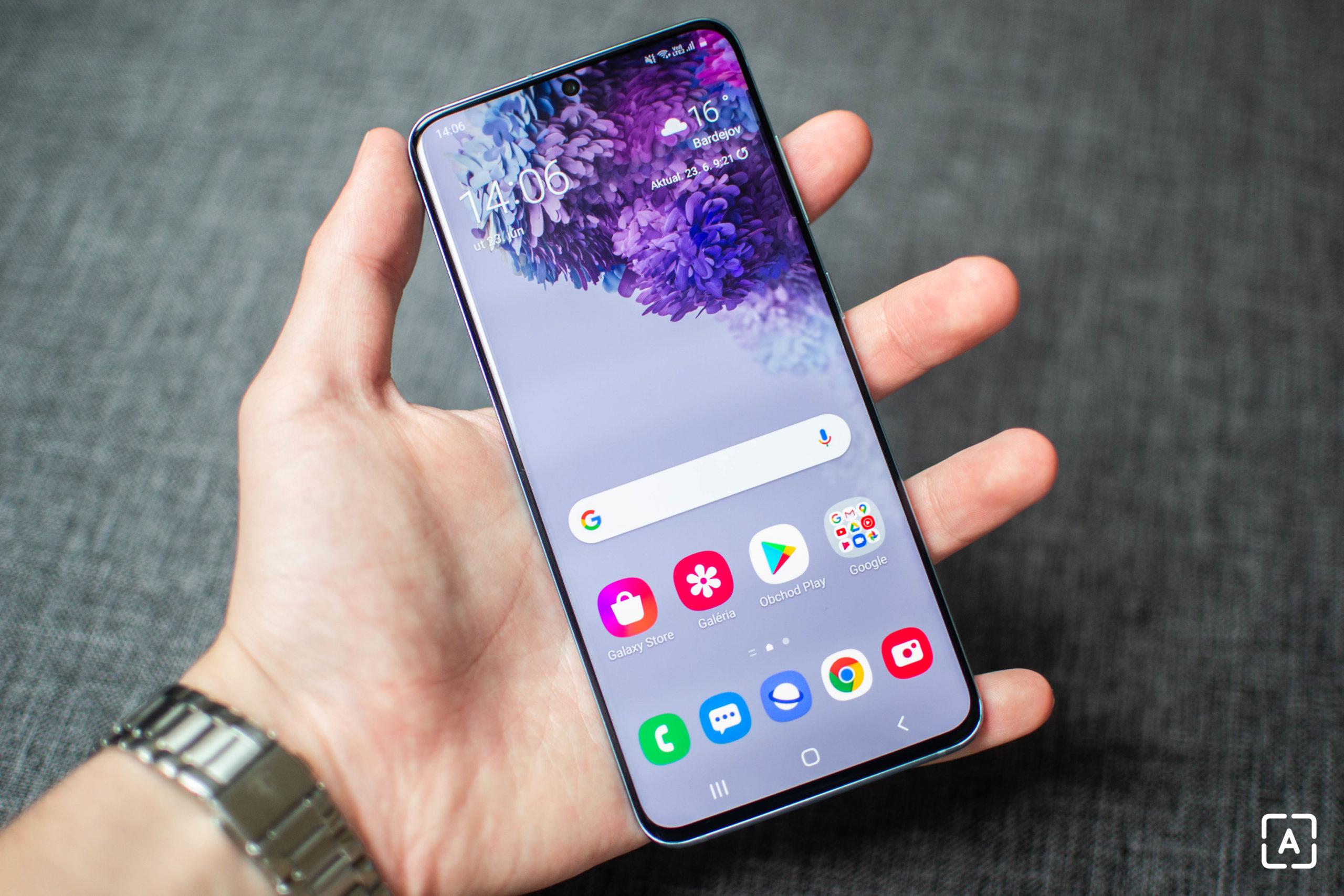 Samsung Galaxy S20 (5)