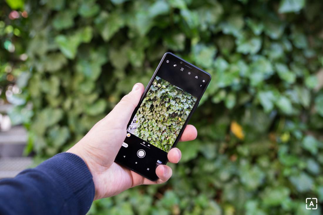 Sony Xperia 10 II fotoaparat