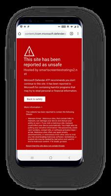 Microsoft Defender app 1