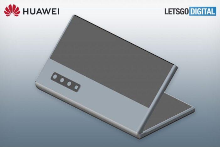 Huawei použije UTG displej vo svojom najnovšom zariadení.