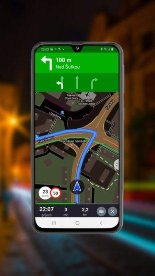 Mapy.cz získavajú plnohodnotnú navigáciu