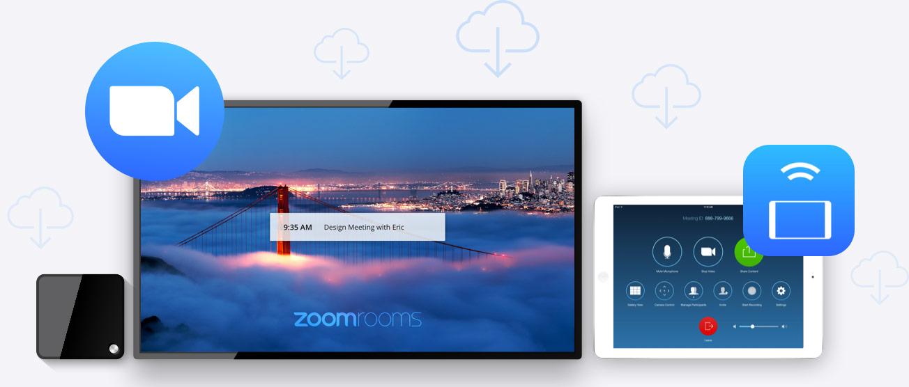 Zoom multiplatformový videohovor