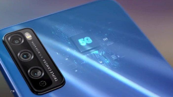 Huawei Enjoy 20 Pro fotoaparát