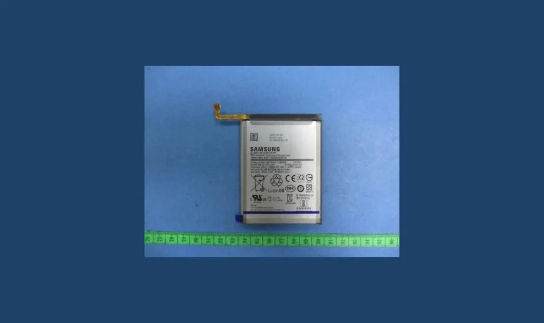 Samsung Galaxy M41 batéria