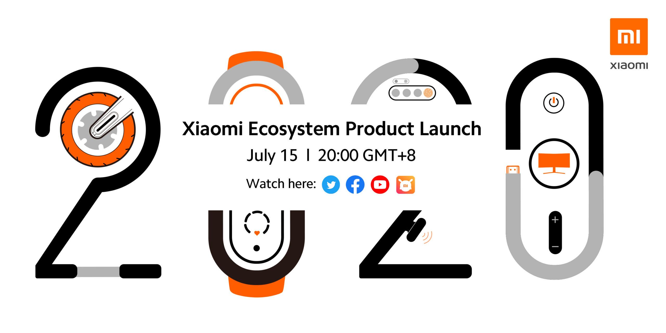 Xiaomi pozvánka na predstavenie