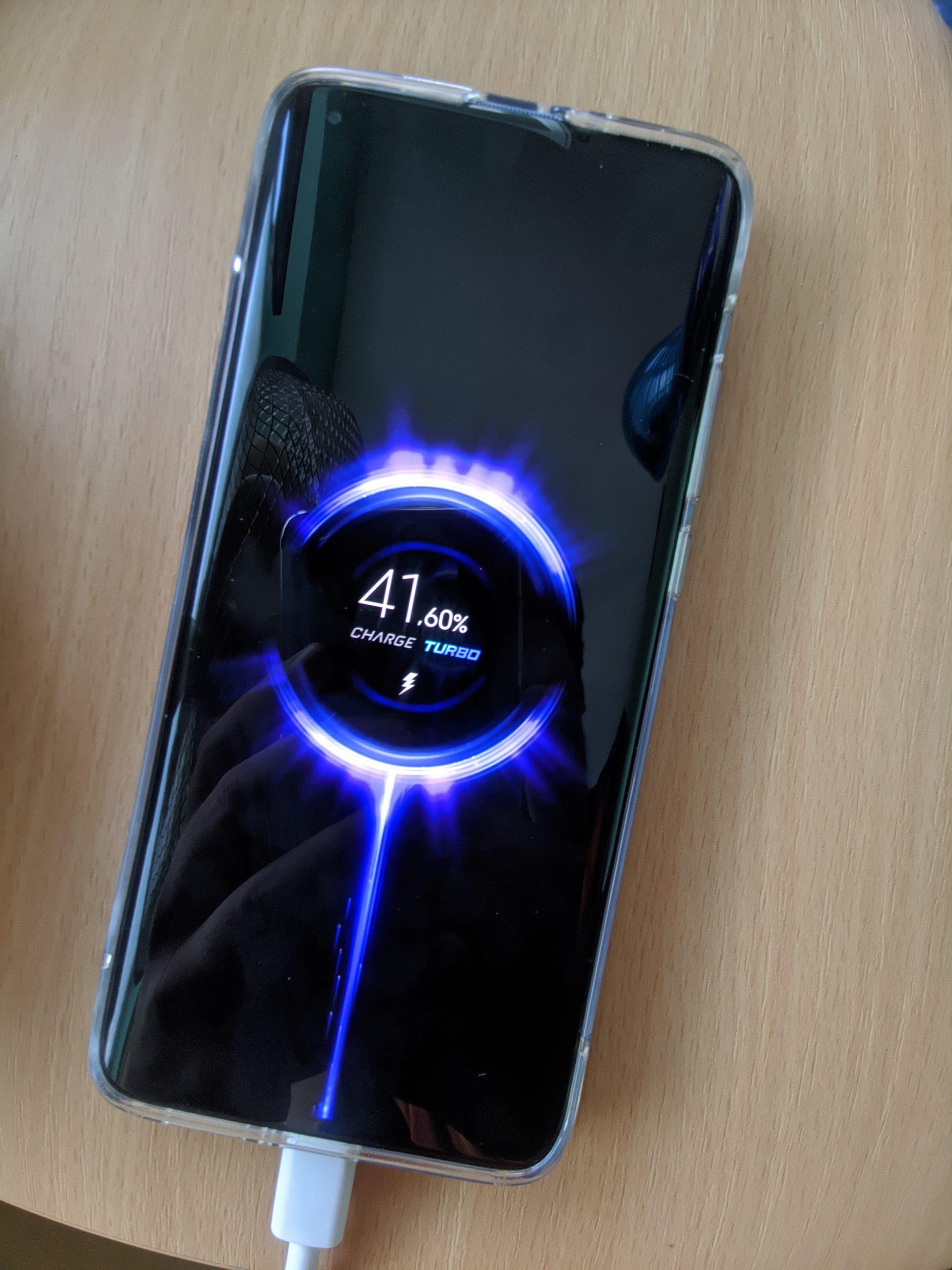 Nabíjanie Xiaomi Mi 10