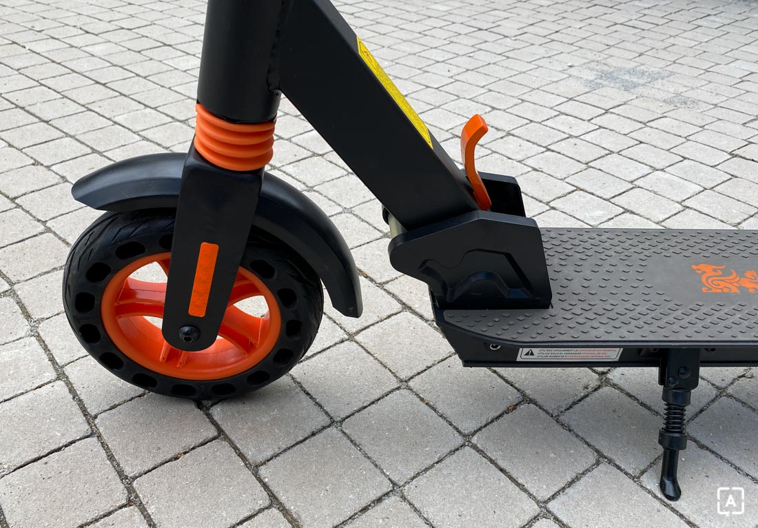 Kugoo Kirin S1 predne koleso tlmic