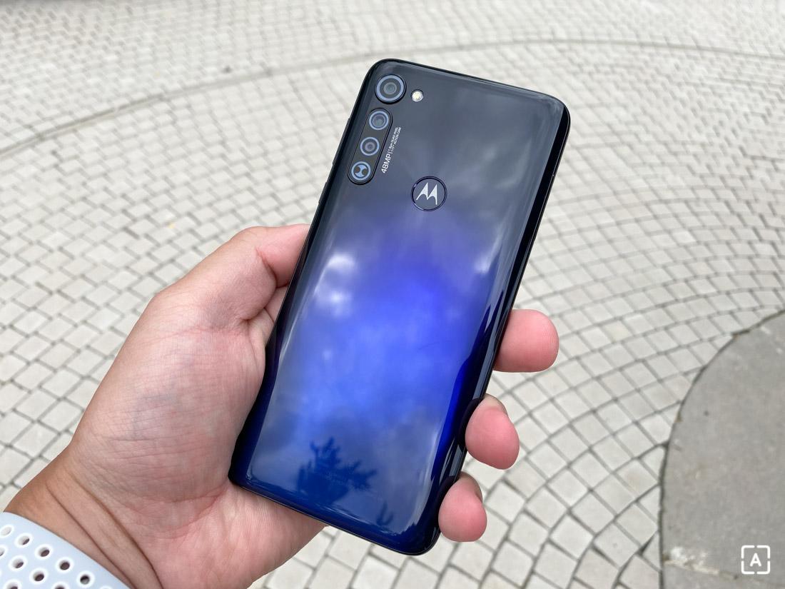 Motorola moto g pro zadná strana