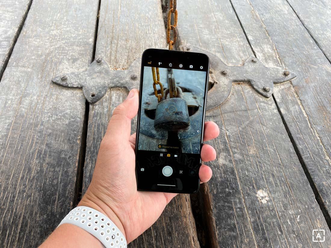 Motorola moto g pro fotoaplikácia