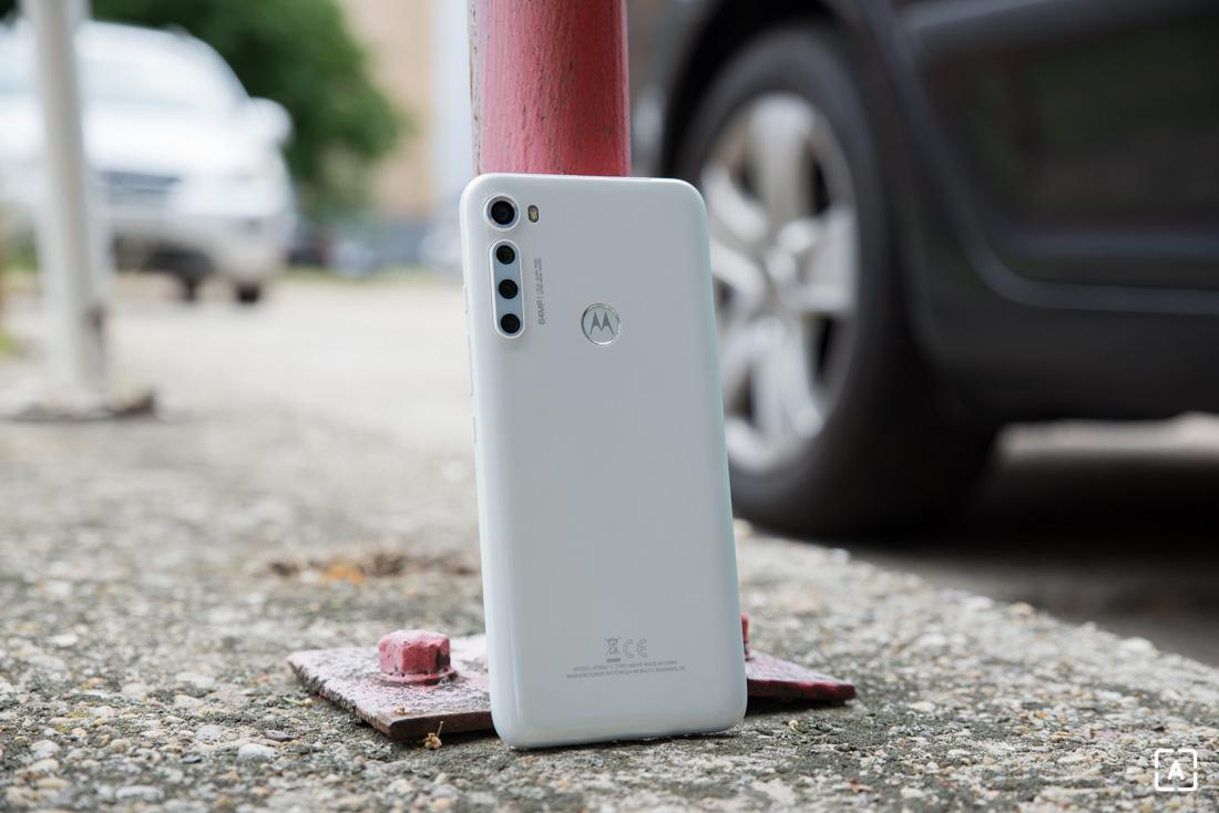 Motorola one fusion+ fotoaparat