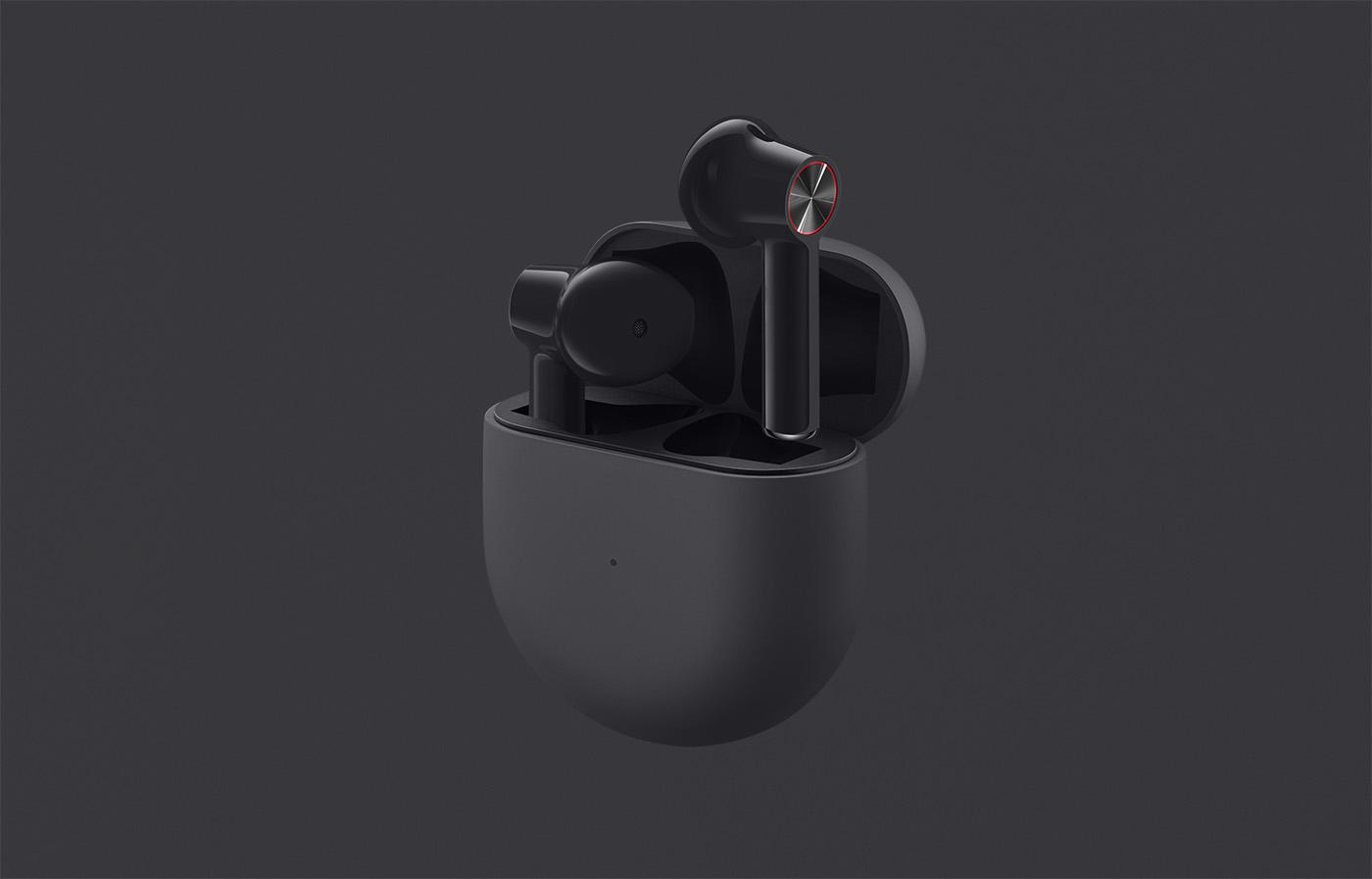 OnePlus Buds čierne