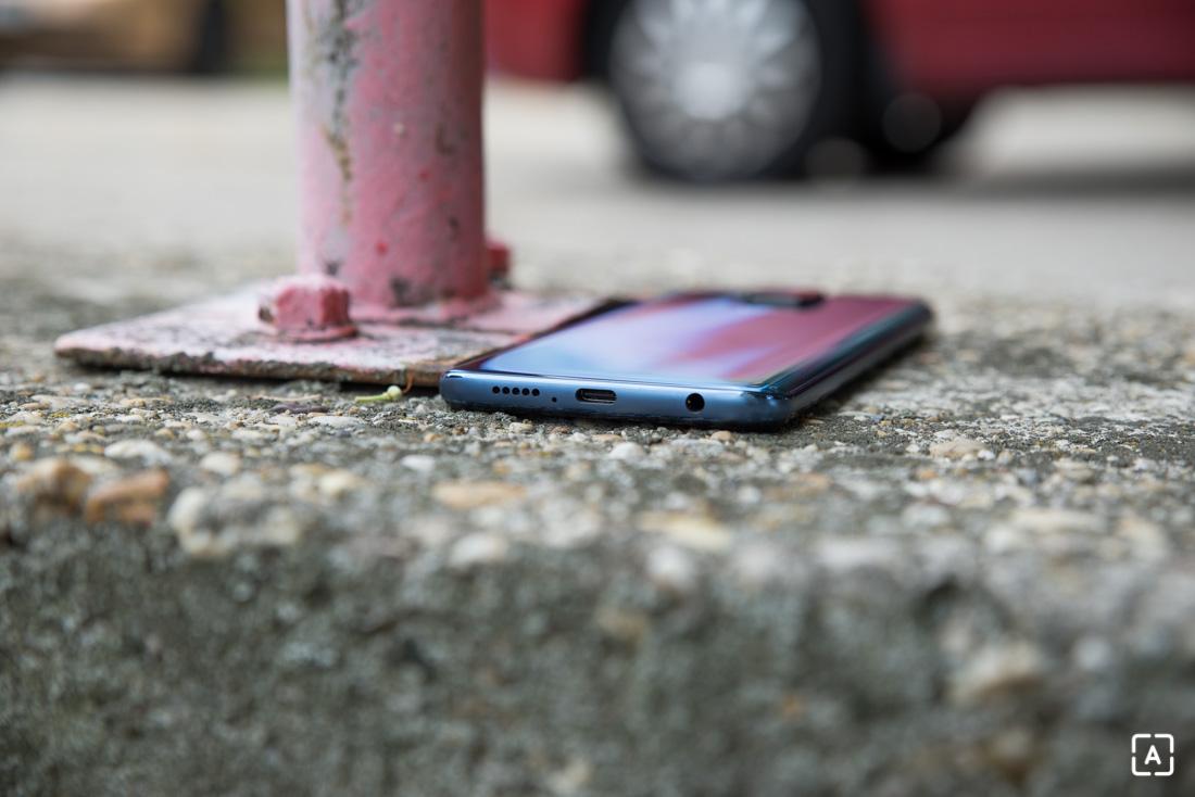 Redmi Note 9 Pro spodná strana