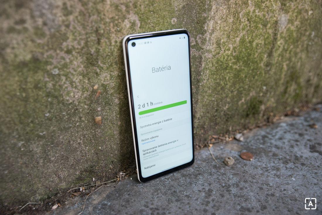 Samsung Galaxy A21s bateria