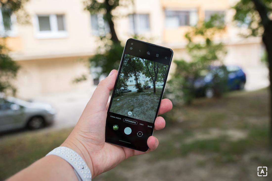 Samsung Galaxy A21s fotografovanie