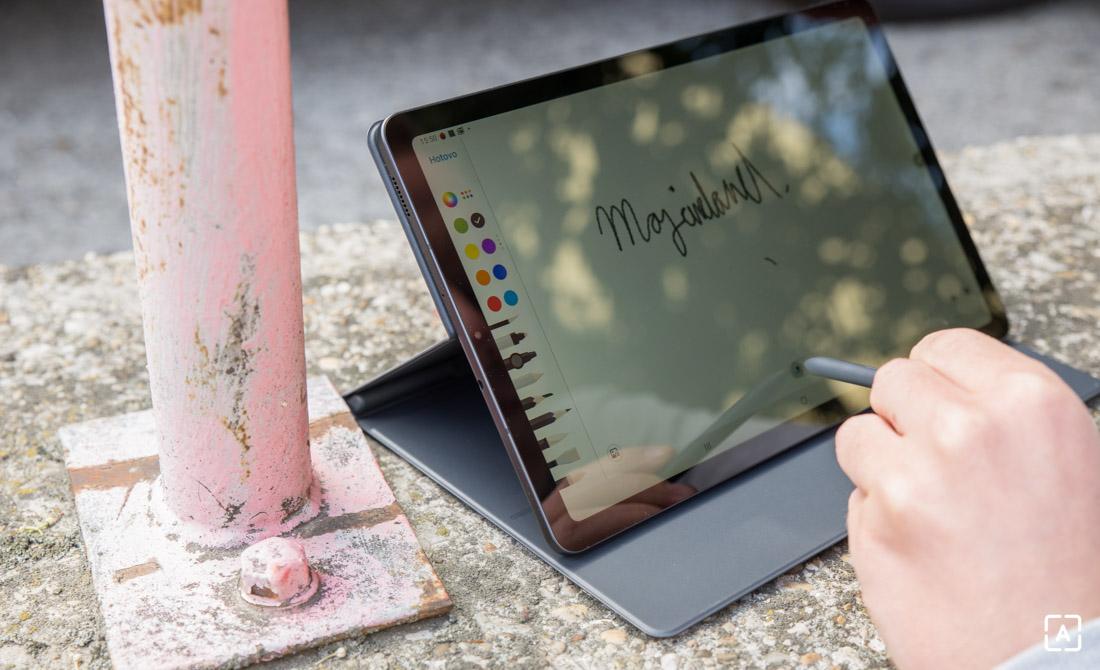 Samsung Galaxy Tab S6 Lite pero
