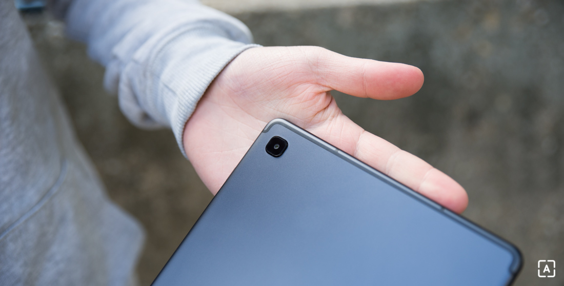 Samsung Galaxy Tab S6 Lite fotoaparat