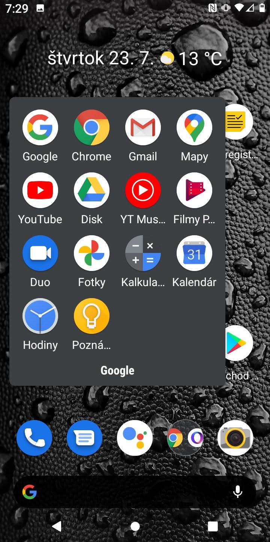 Cat S42 screenshot