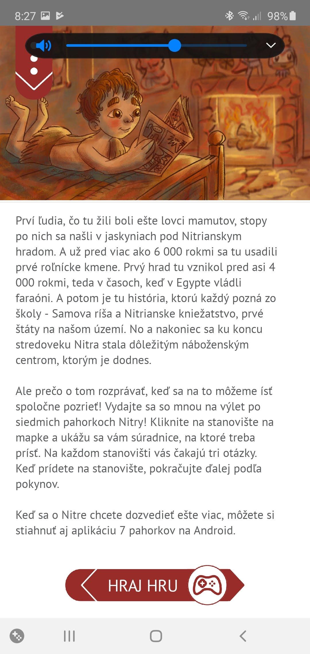 Cesty Mladého Corgoňa screenshot