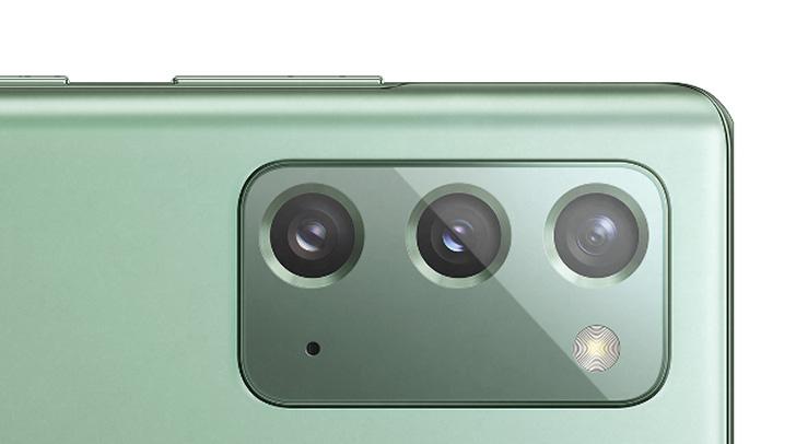 Samsung Galaxy Note 20 fotoaparát