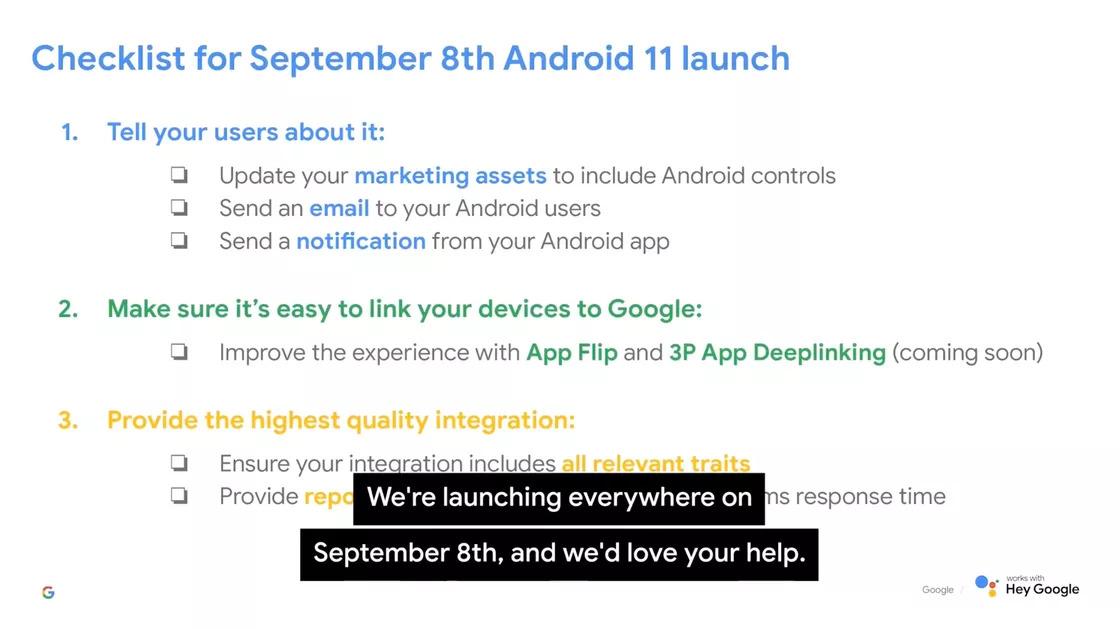 android 11 video prezradenie dátumu predstavenia 8. september 2020