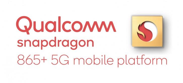 Qualcomm Snapdragon 865 Plus logo