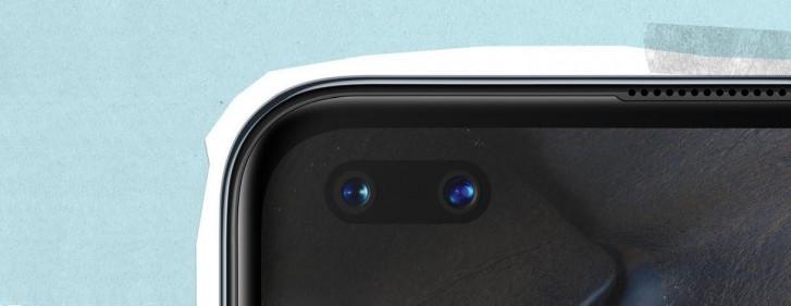 OnePlus Nord selfie kamera