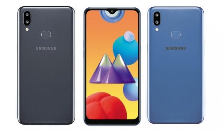 Samsung Galaxy M01s farby